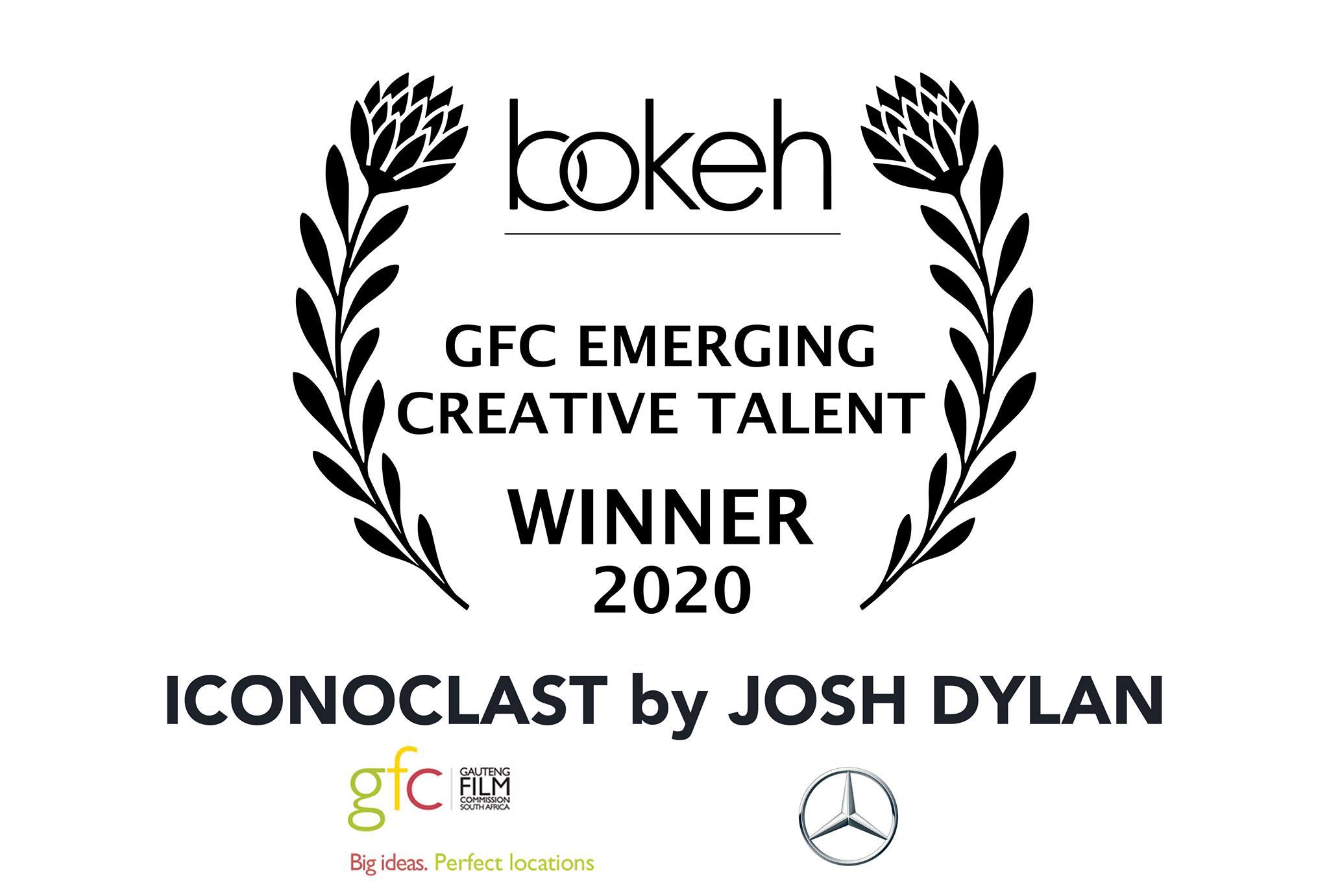 Bokeh Emerging Creative Talent Winner 2020